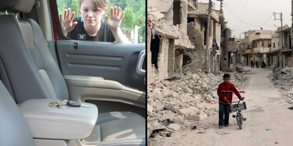Car Keys Syria