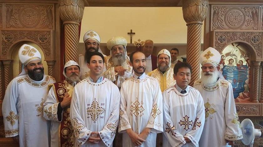 Japan Coptic Deacons