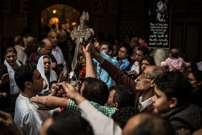 Copts Endure Martydrom