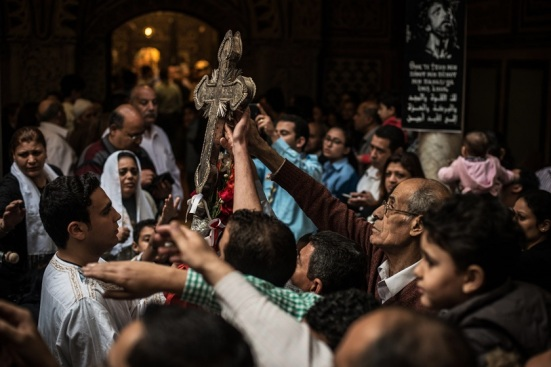 Copts Endure Martydrom