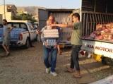 Distributing Aid to IraqiChristians