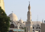 Copts Ring Church Bells for Egyptian Muslims, in Christian Sympathy