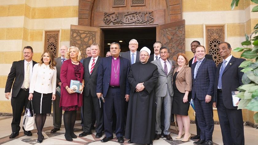 Egypt Evangelical Delegation 2