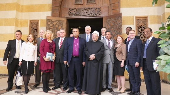 Egypt Evangelical Delegation 2