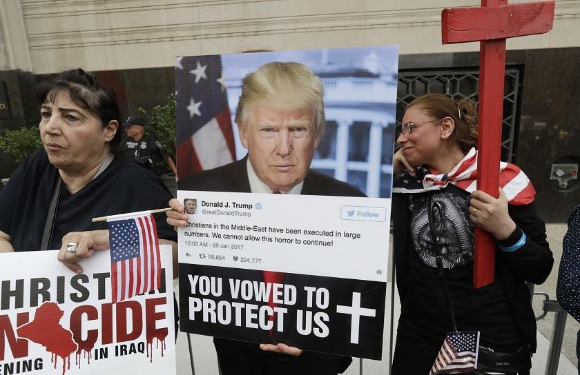 Iraq Trump Deportation