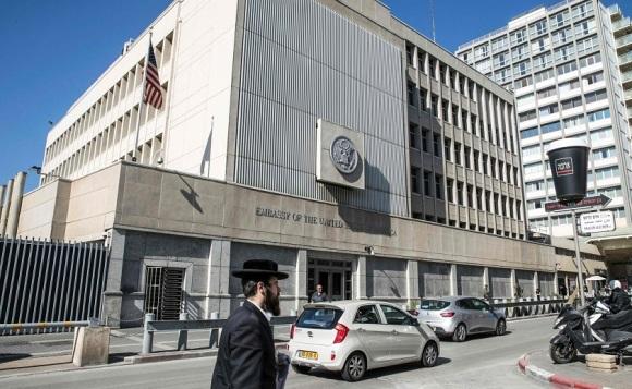 Israel Embassy Jerusalem