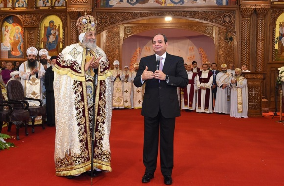 Sisi New Coptic Cathedral