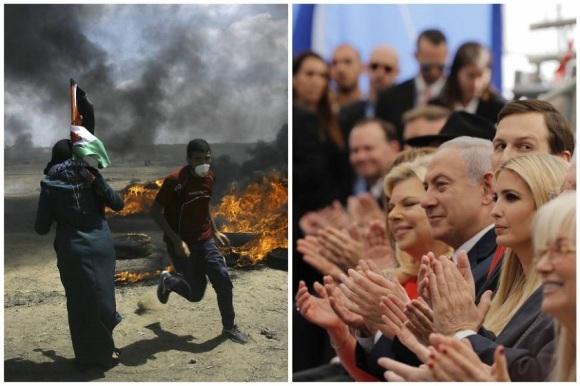 Embassy Gaza