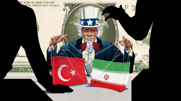 Turkey Iran Sanctions Advocacy