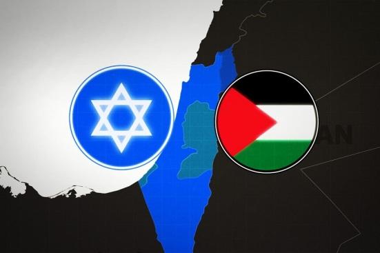 Pew Israel Palestine