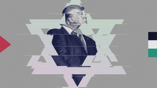 Trump Deal Century Israel Palestine Evangelical