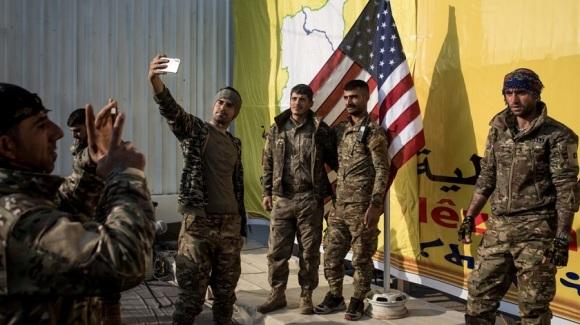 Kurds Syria USA