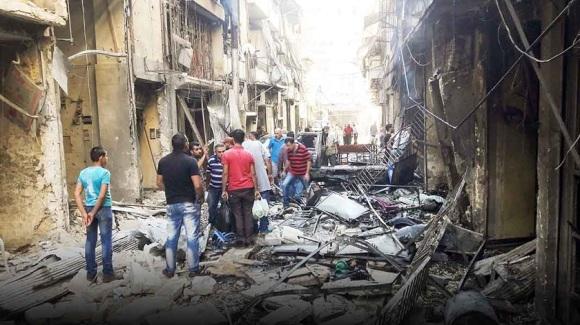 Syria Open Doors