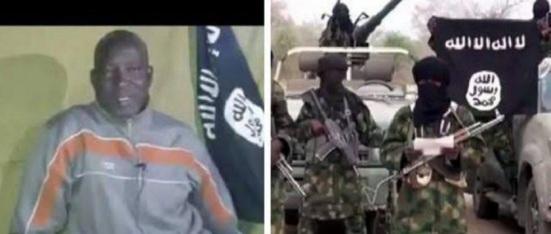Nigeria Hostage Video