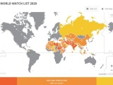 The Top 50 Countries Where its Hardest to be a Christian