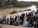 Cleared of Landmines for Easter, Jesus' Baptism Site Now Closed by COVID-19