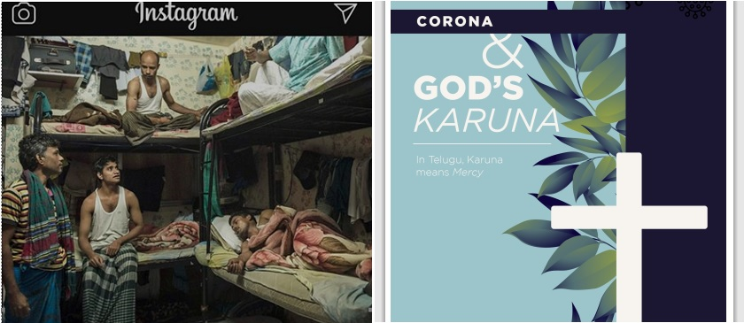Corona and God's Karuna
