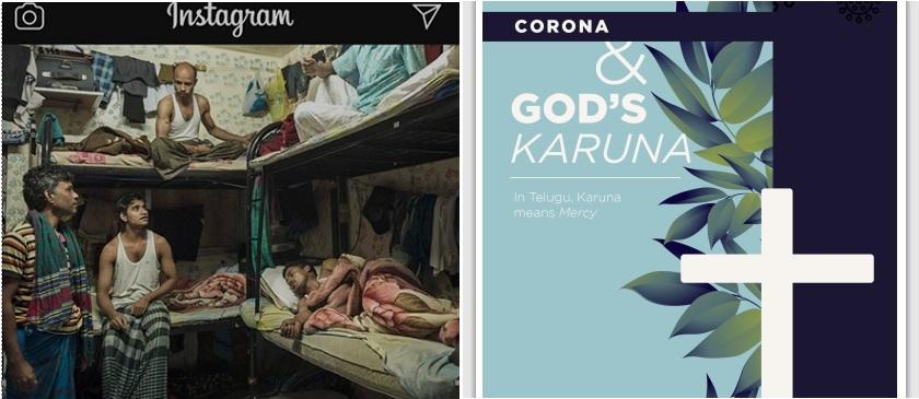 Corona and God's Karuna